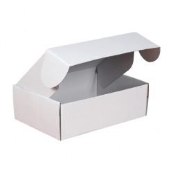 Papieren doekjes blanco verpakking